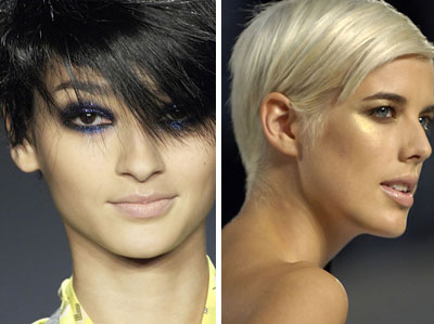 hair crop trends for spring
