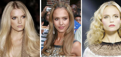 hairstyles for spring 2008