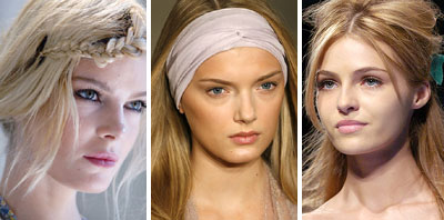 girly hairstyle spring trend