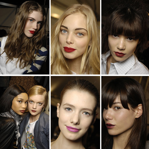 Popular makeup trends for fall/winter