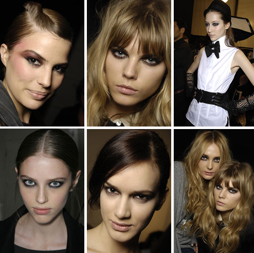 Makeup for fall/winter 2008 2009